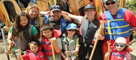 family-canoe-trip-algonquin-park