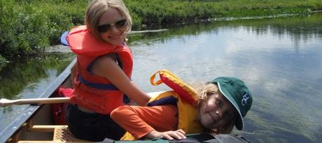 kids-canoe-trip-algonquin