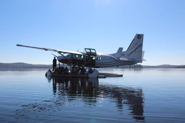 float plane arrival - Copy