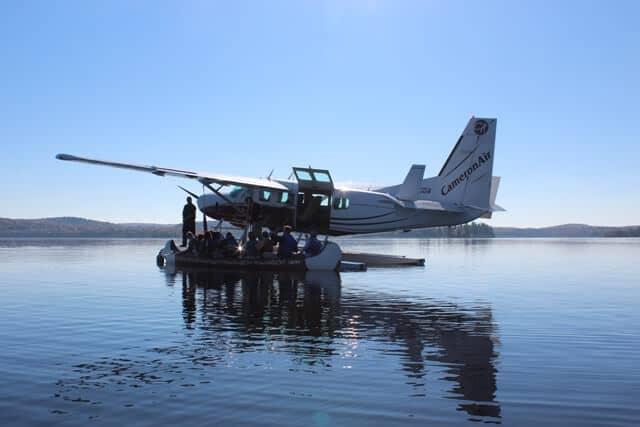 float plane arrival - Copy