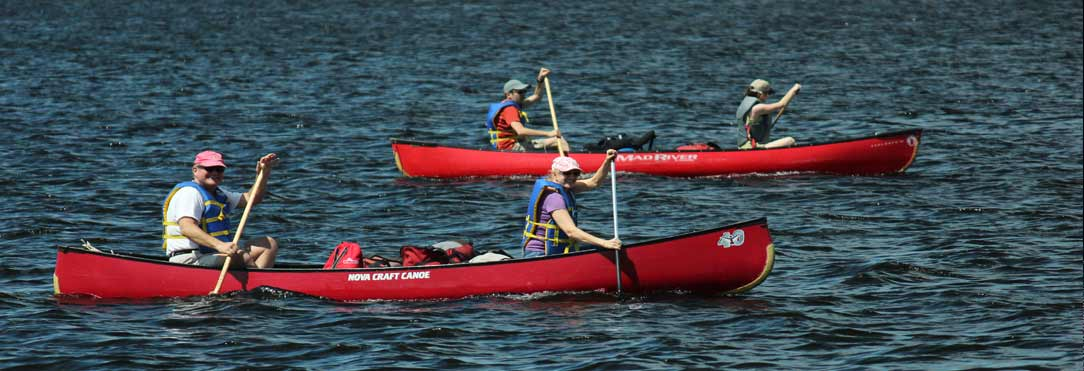 Voyageur Quest » Algonquin Park Canoe Trips (Category Page)
