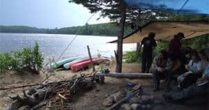 Algonquin Park Camping