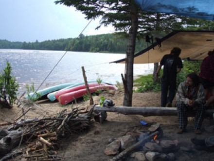 Simple Pleasures of Algonquin Park Camping