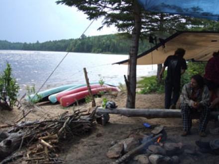 Simple Pleasures of Algonquin Park Camping