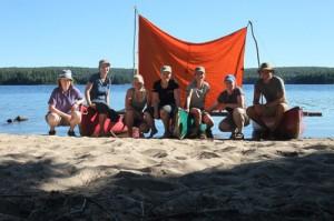 Algonquin-canoe-trip-journey