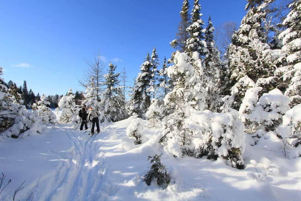 island ski
