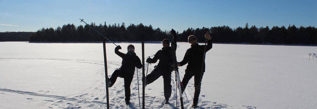 Algonquin Park Skiing
