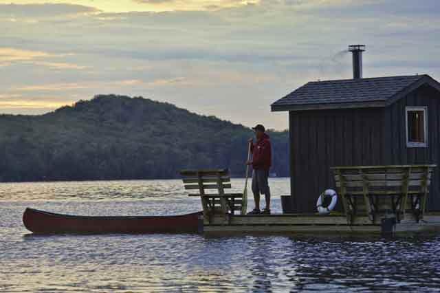 john-float-sauna
