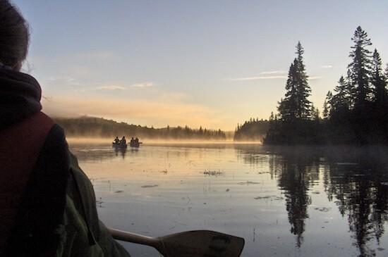 Canoe Trip Rental