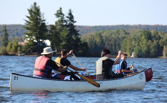Voyageur Quest Canoe Rental