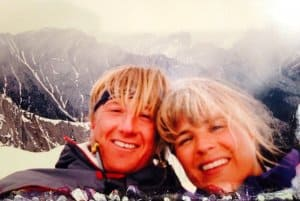 1992 John eva in Banff