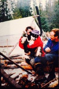 1993 john daly dogsled