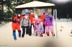 John ski family 1993 pathfinder