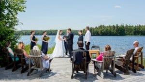 Algonquin wedding
