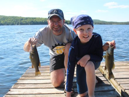 Algonquin Park family retreat - Our log cabin adventure