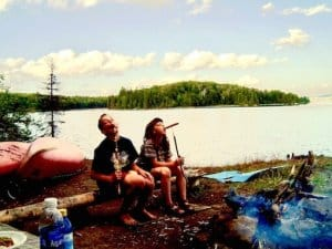 Our Family Canoe trip in Algonquin Park